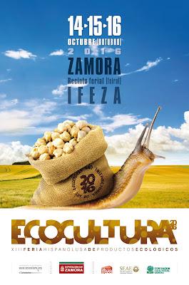 Cartel ECOCULTURA 2016
