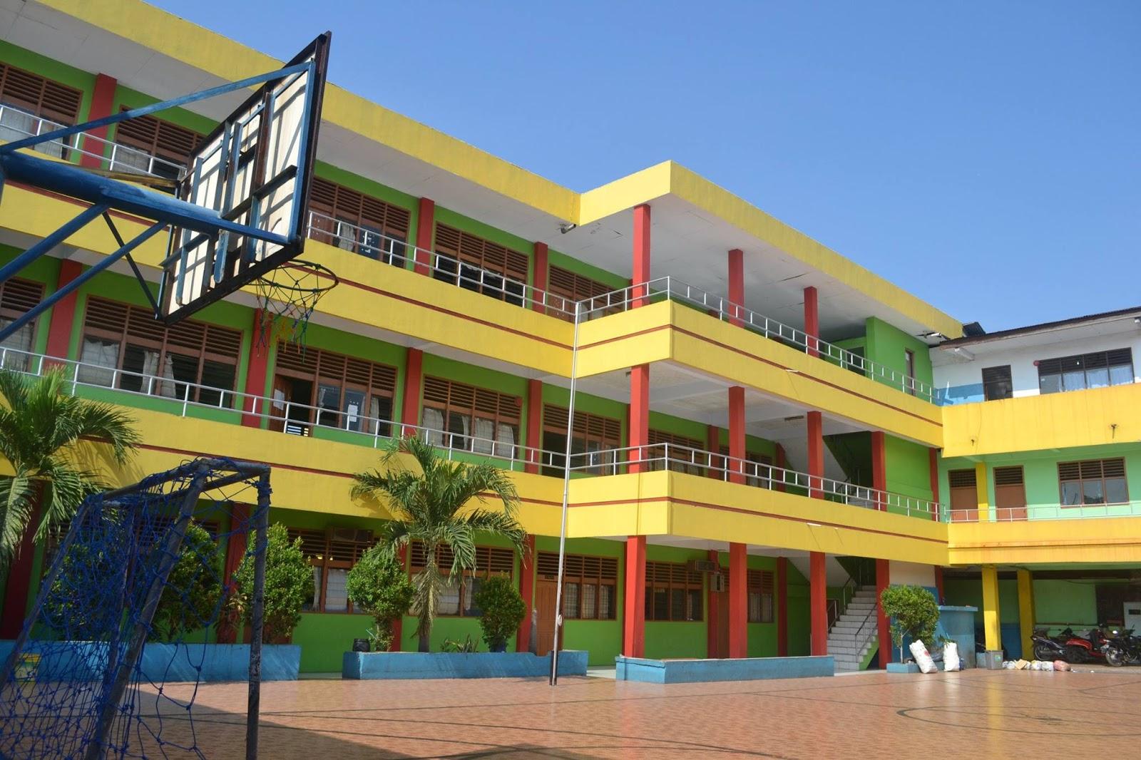 33 Gambar Gedung Sekolah Minimalis Modern - Model Desain ...