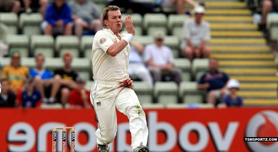 Brett Lee second fastest ball in cricket history