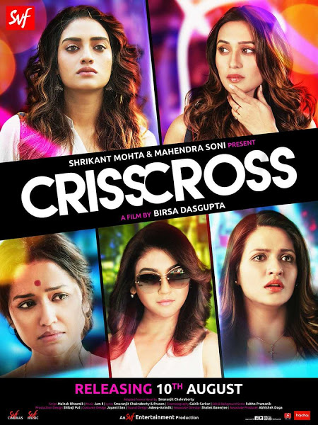 Crisscross (2018) Full Movie Bengali 720p HDRip x264 ESubs