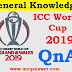 ICC Cricket World Cup 2019 | Current Affairs | Part 2