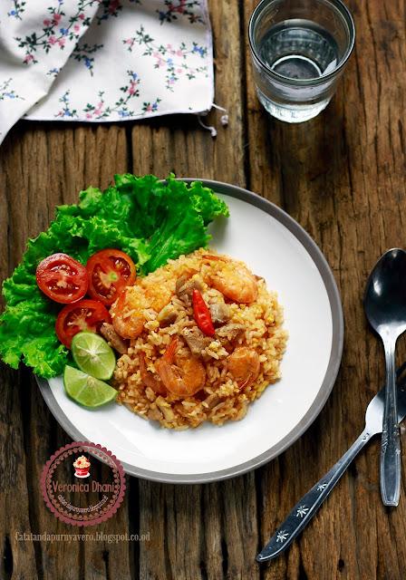 Resep Nasi Goreng Merah : resep, goreng, merah, Catatan, Dapur, Vero:, GORENG, MERAH, MAKASSAR