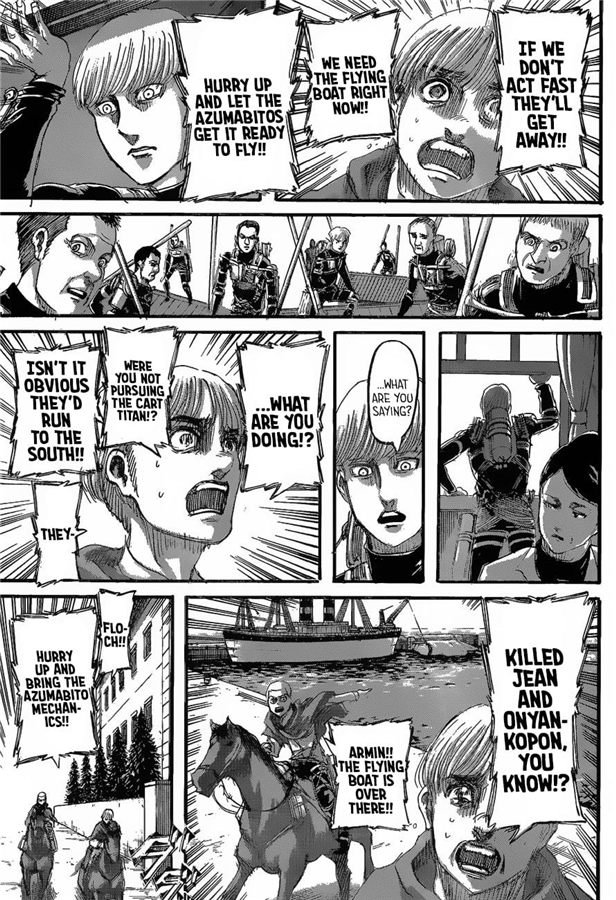 進擊的巨人: 128话英文版 - 第16页