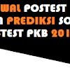Jadwal Postest PKB 2017 & Prediksi Soal Postest