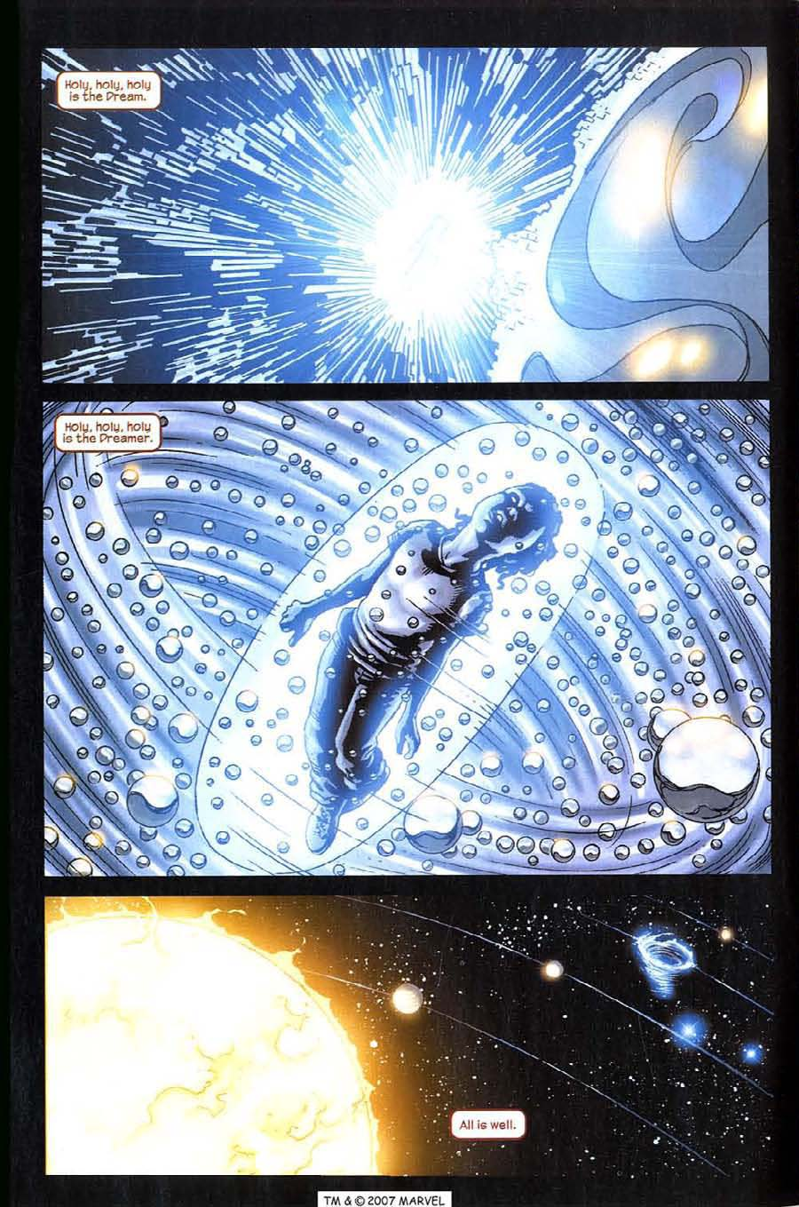 Read online Silver Surfer (2003) comic -  Issue #14 - 10