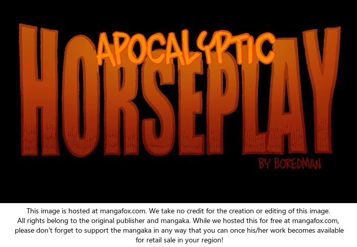 Apocalyptic Horseplay - Chapter 14