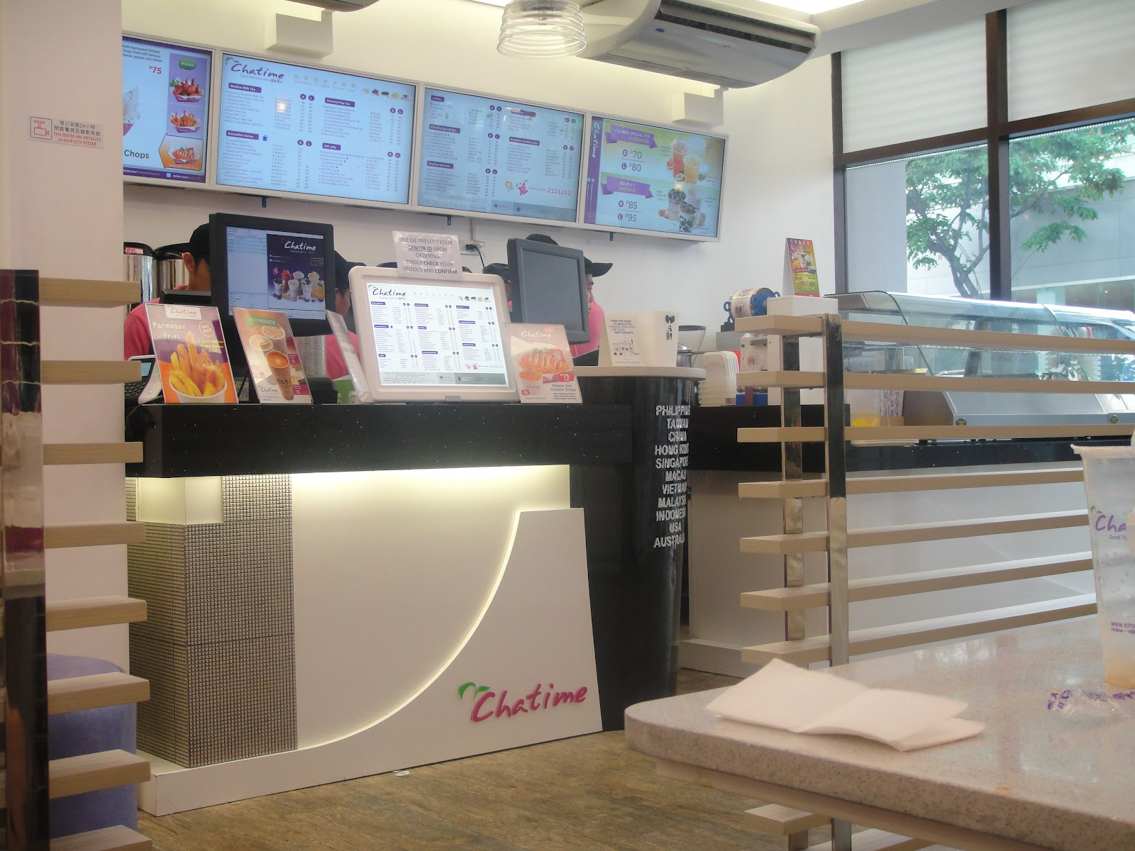 Chillin at Chatime | Vanity and Everything in Between
