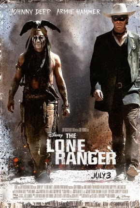 Lone Ranger( 2013), Zoro,Hidalgo,The last Samurai, a review by Jitu Das