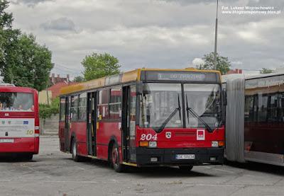 Ikarus 415 #204, MZK Kędzierzyn-Koźle