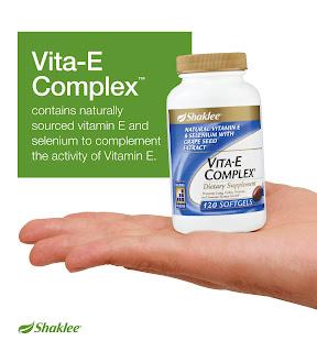 Vita E Shaklee dengan kandungan Selenium bantu tingkatkan tahap kesuburan lelaki dan wanita