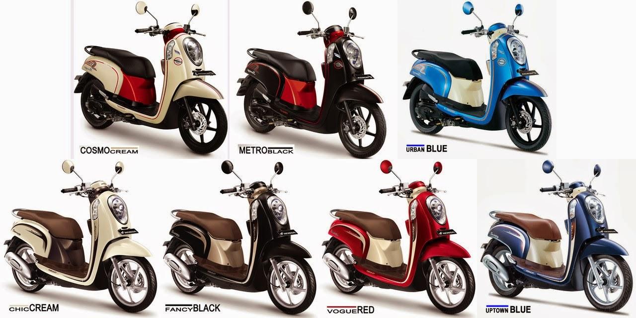 Harga Honda Scoopy Fi Review Spesifikasi Gambar Maret 2020