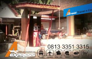 Travel Semarang ke Bali