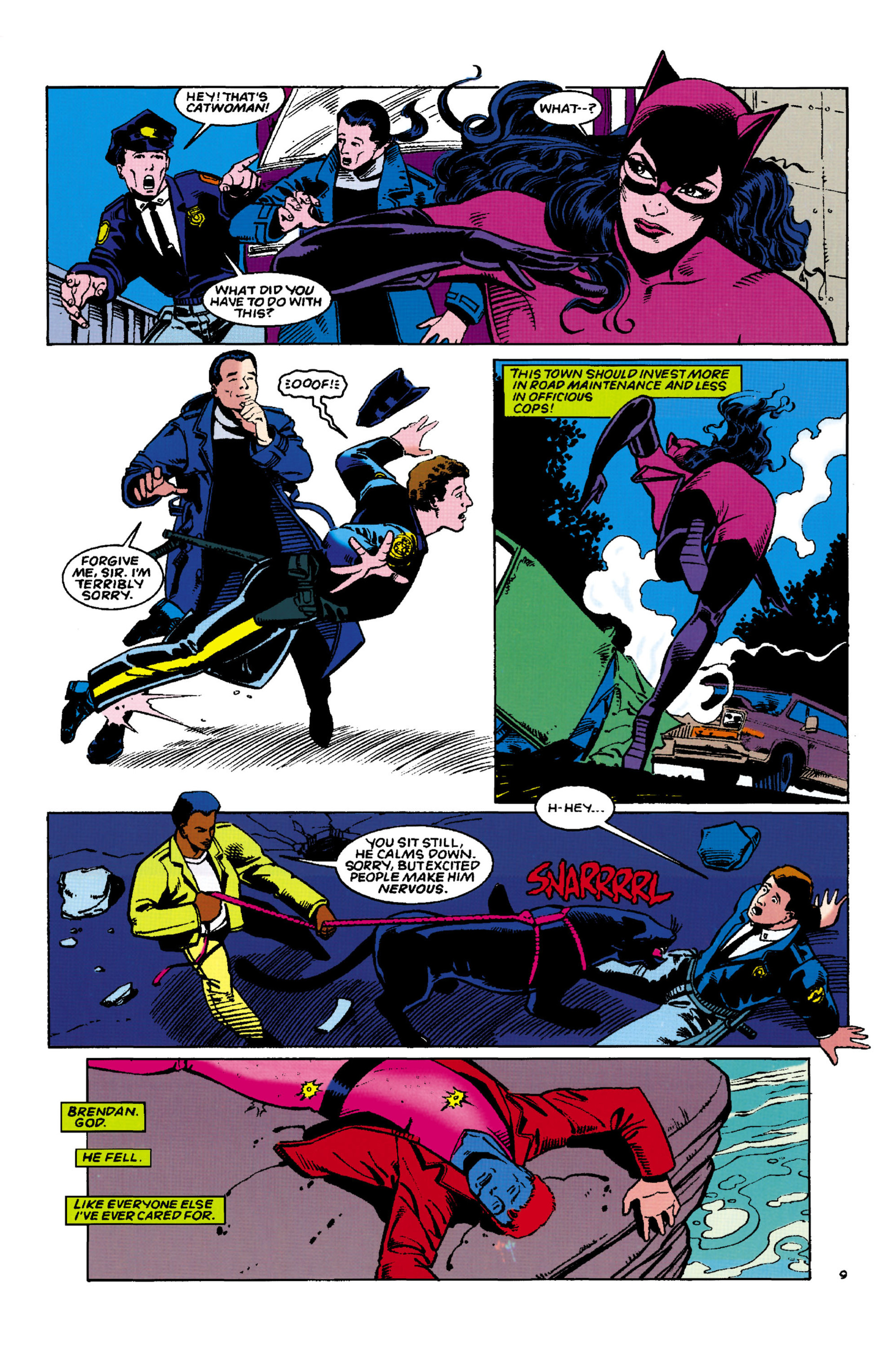 Catwoman (1993) Issue #10 #15 - English 10