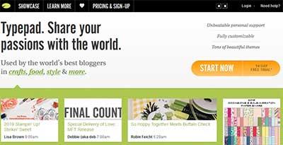 Typepad: 9 Best Tumblr Alternatives: Best Sites Like Tumblr to Boost Blogging: easkme