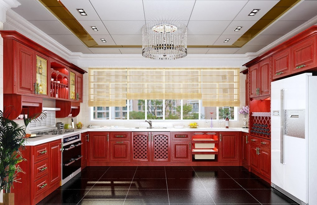 tile ceiling designs for small kitchen