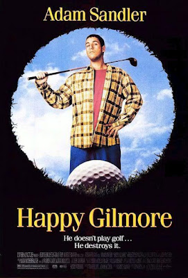 Happy Gilmore 1996 DVD R1 NTSC Latino