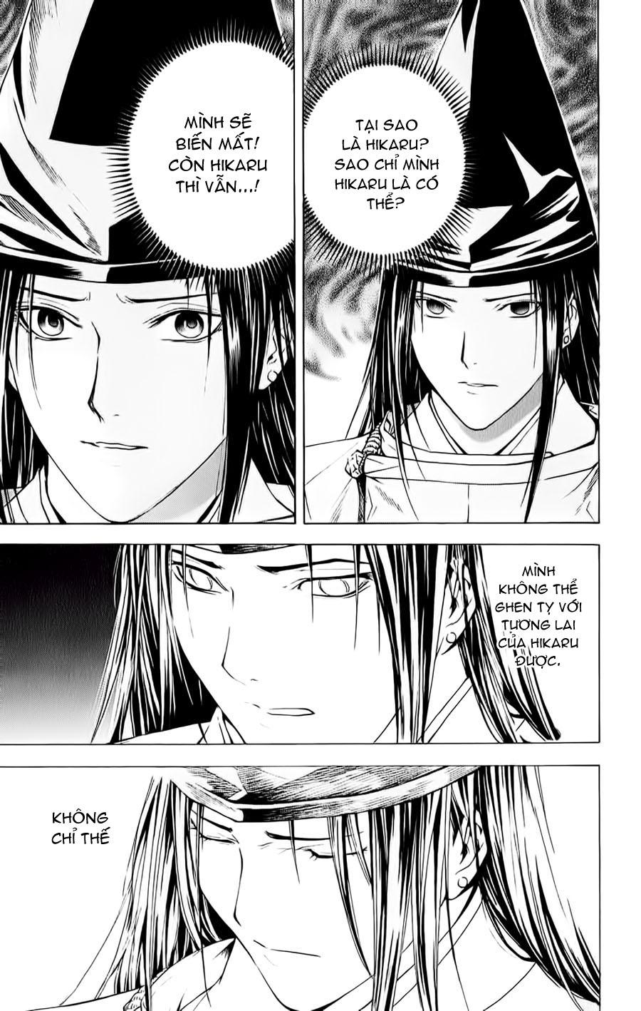 Hikaru No Go hikaru no go chap 123 trang 22