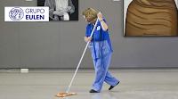 Trabajo para limpieza, mantenimiento