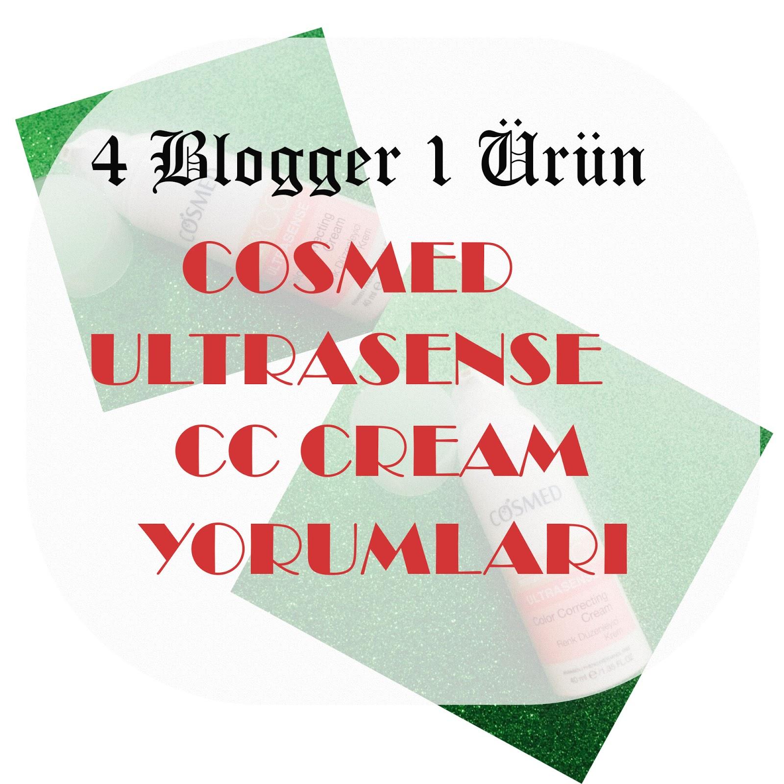 COSMED Ultrasense CC Krem