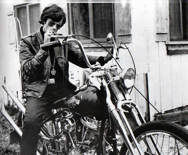 Peter Fonda - The Wild Angels (1966)