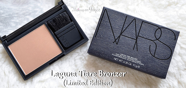 NARS Laguna Tiare Bronzer Limited Edition Review 2016