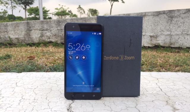 Asus Zenfone 3 Zoom ZE553KL Unboxing