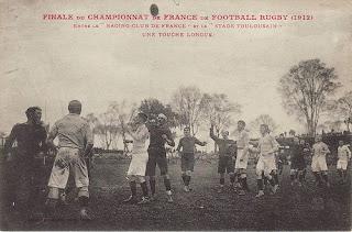 rugby autrefois