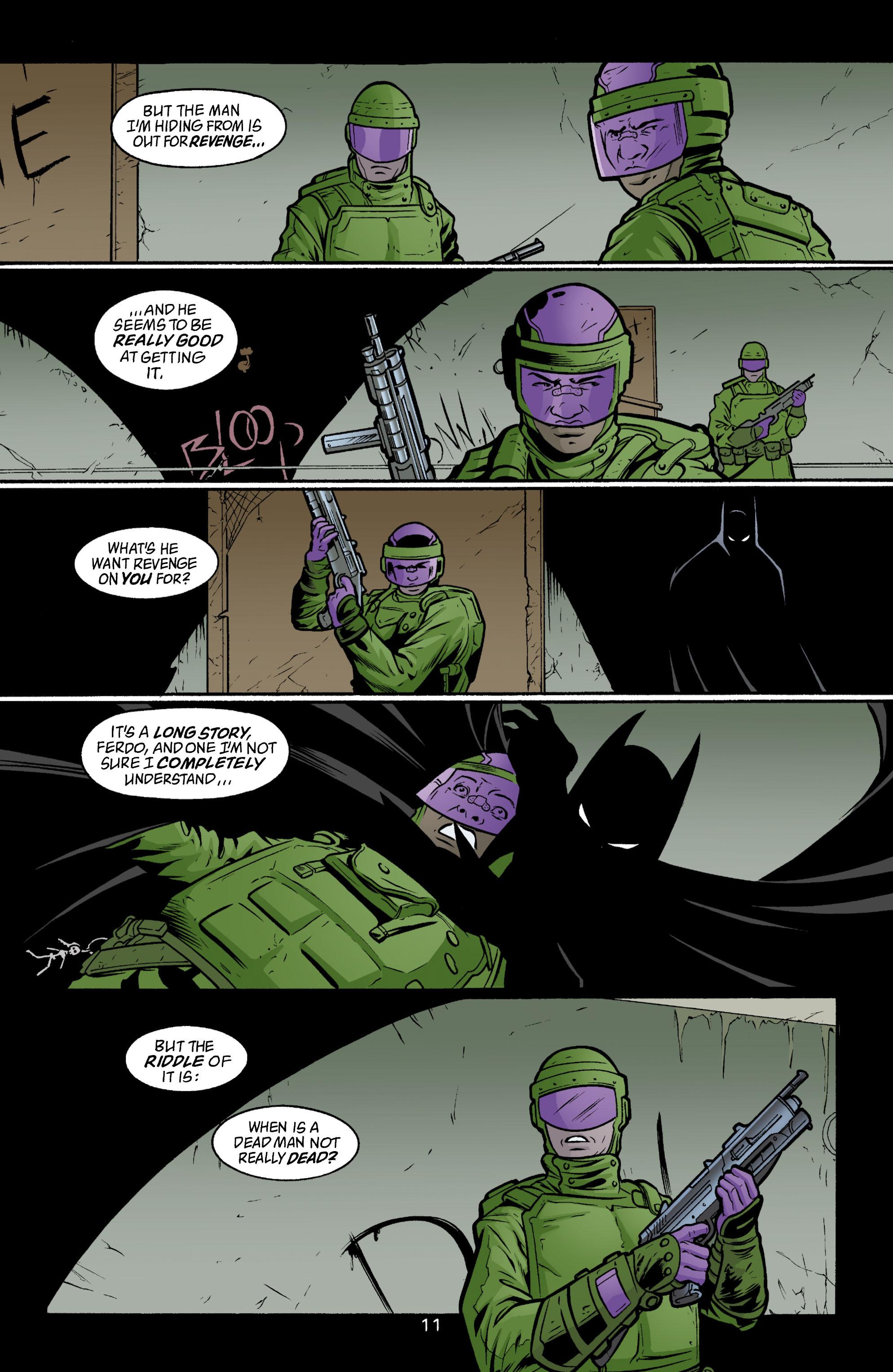 Detective Comics (1937) 780 Page 10