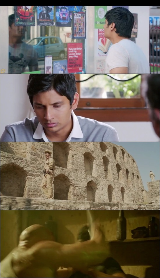 Yaan 2014 Dual Audio Hindi Full Movie Download 480p HDRip 400mb