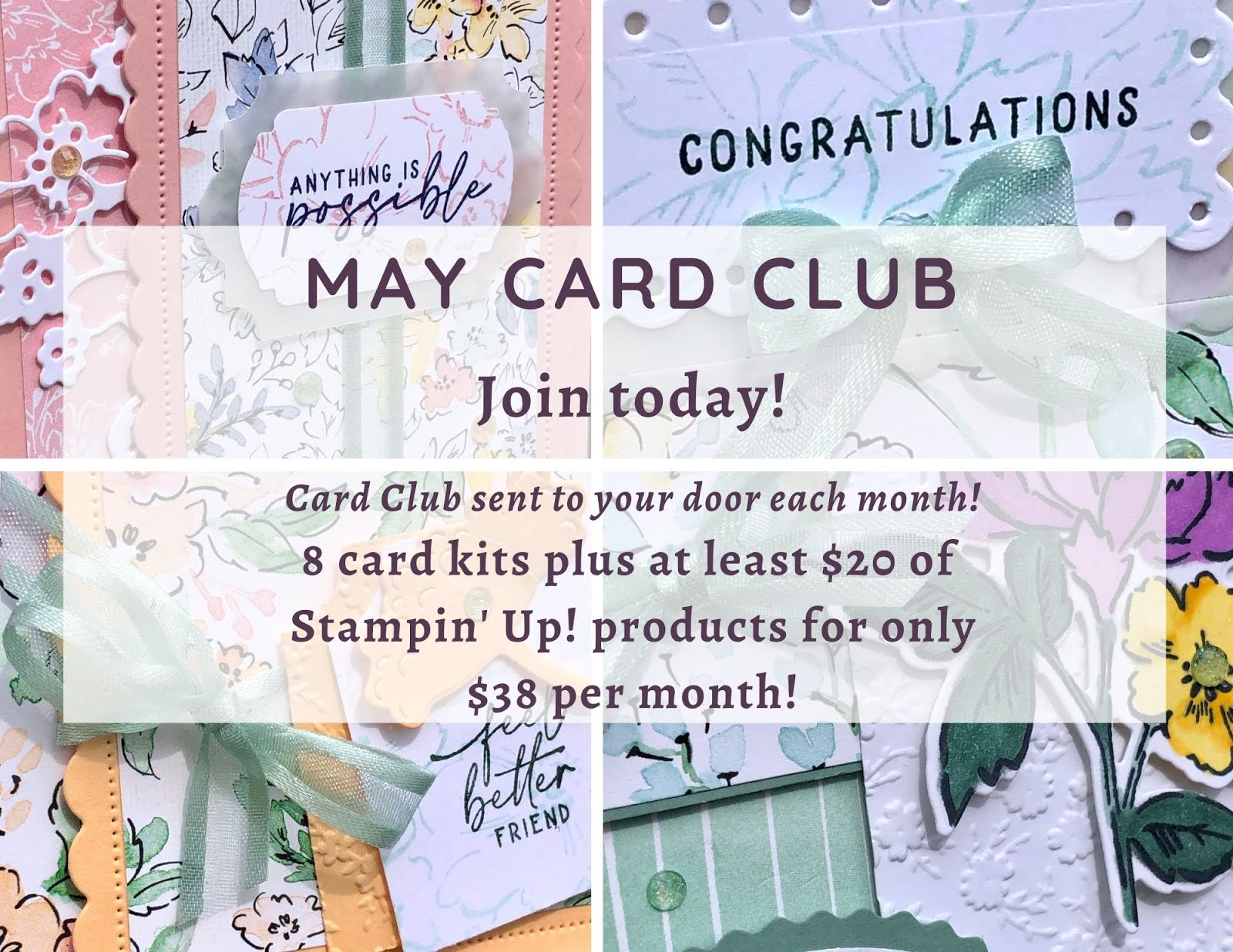 May Card Club
