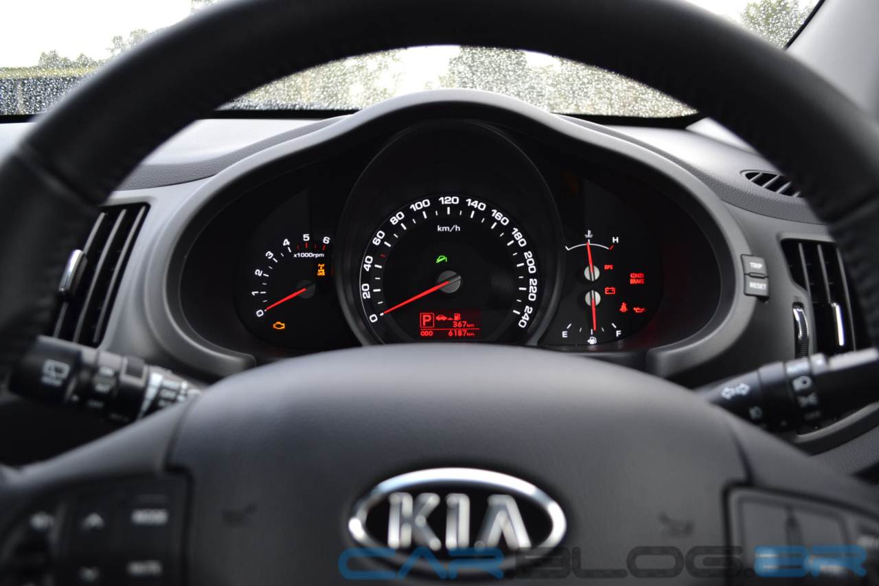 Kia Sportage 2013 Flex Fotos Vers 245 Es E Pre 231 Os Car Blog Br