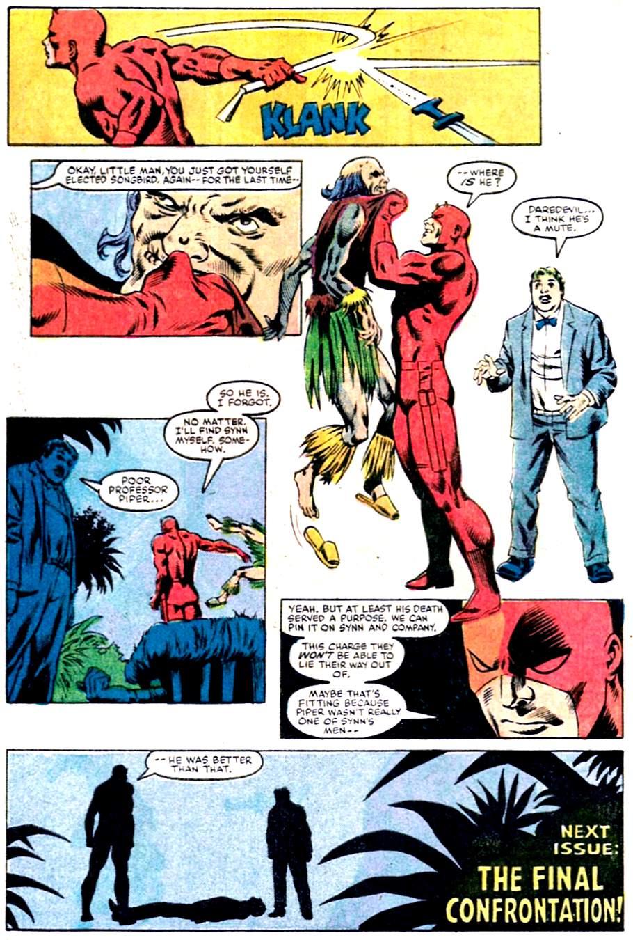 Daredevil (1964) 213 Page 22