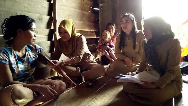 Wujudkan Indonesia Sehat, Dinkes OKI Jalankan Program Keluarga Sehat