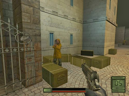 Soldier of Fortune II: Double Helix PC Gameplay