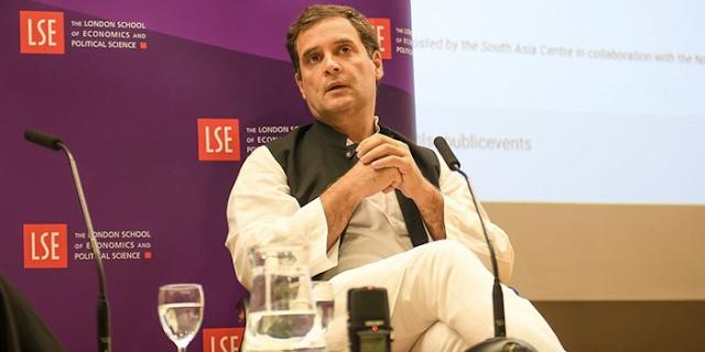राहुल गांधी की नागरिकता: निर्दलीय ध्रुव लाल का मुद्दा भाजपा लपक ले गई | NATIONAL NEWS