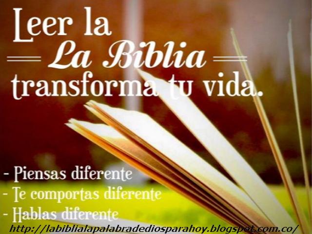 la biblia es la palabra de dios verbalmente inspirada