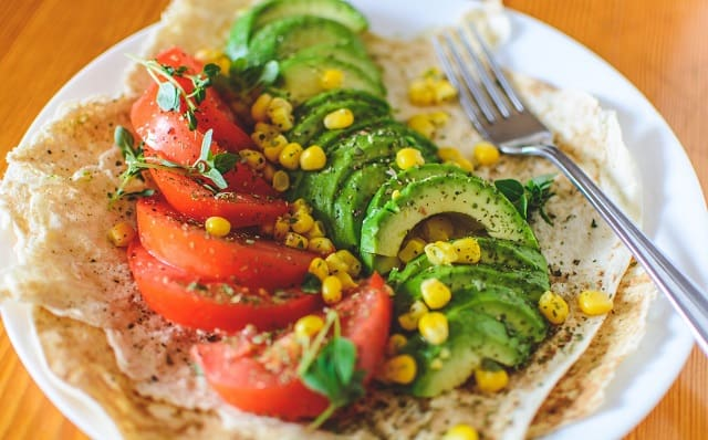 vegan nutrition dishes recipes