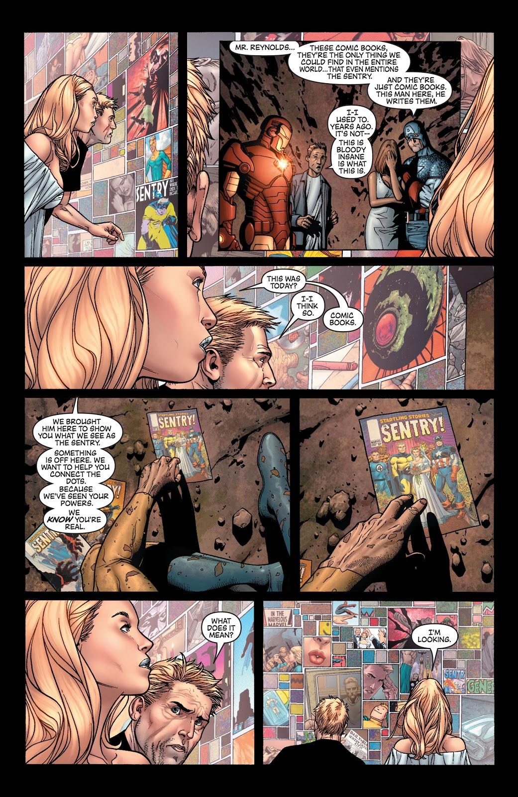 Có thể bạn chưa biết: Thế giới truyện tranh Marvel và DC cũng tồn tại trong Comics đấy - Ảnh 5.
