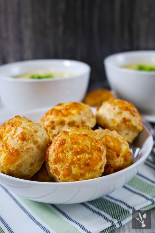 Käse-Scones