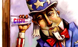 Cispa Supporters - List of Companies - Corporations - Data Leakers