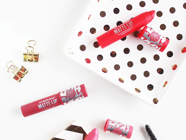 Soap & Glory Matte-Lip 3D Colour & Sculpt | Review & Swatches