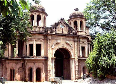 Sikandar Bagh in Lucknow City