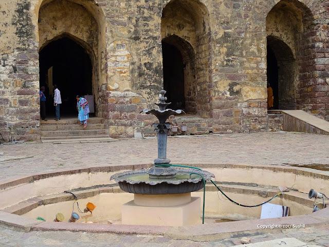 Rani Mahal, Golkonda Fort, Hyderabad