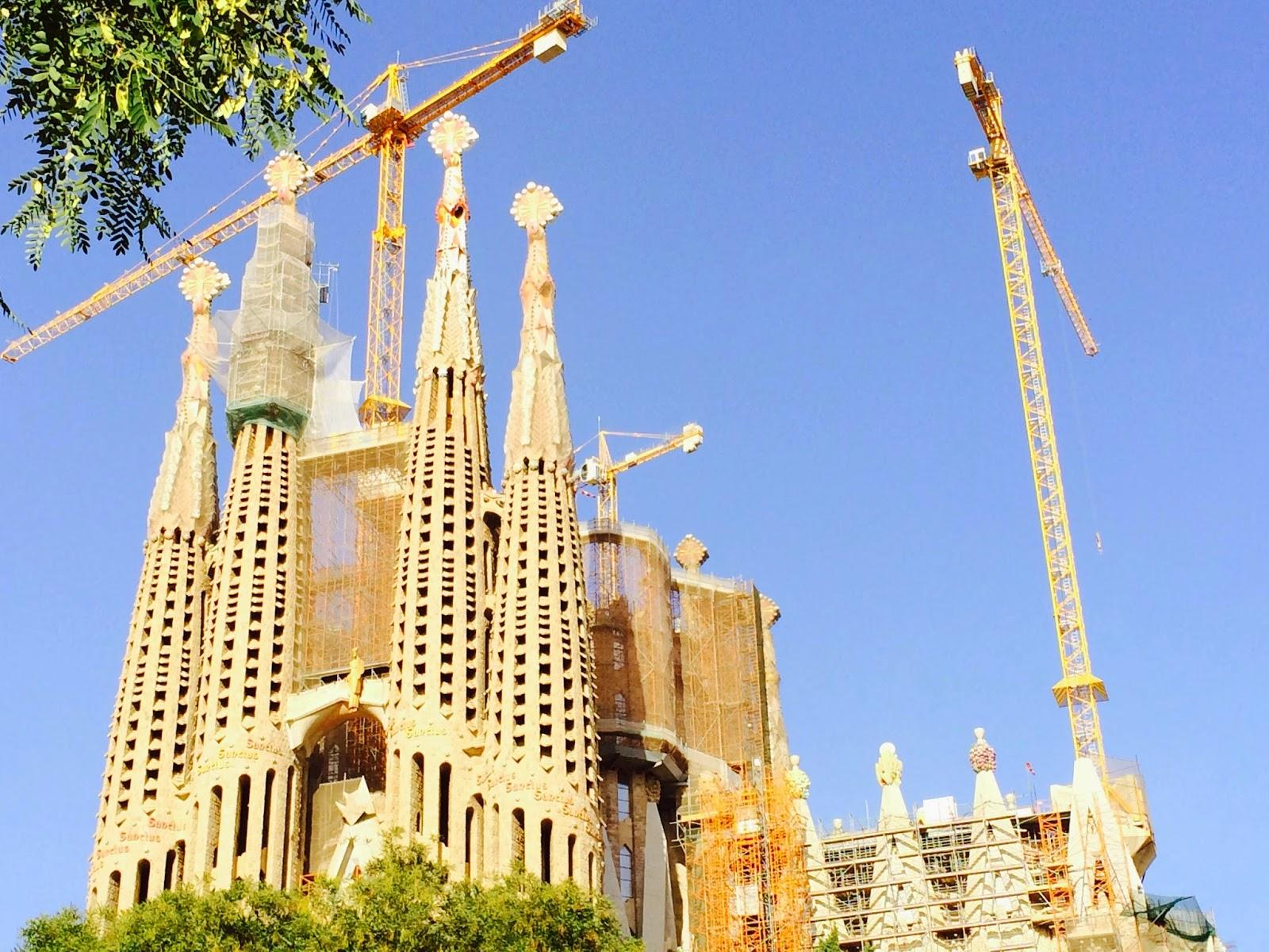 Bercuti di Spain - Barcelona