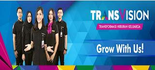PT. Transvision  Indonusa Persada jakarta