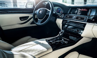 2018 BMW Alpina B5 Touring Interior Specs