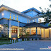 Awesome finished home with interior in Kerala