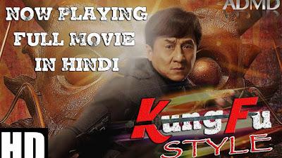 Jackie Chan's kung Fu Style 2017 Hindi Dubbed 720p WEBRip 800mb