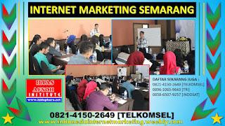 Kursus Internet Marketing Tegal