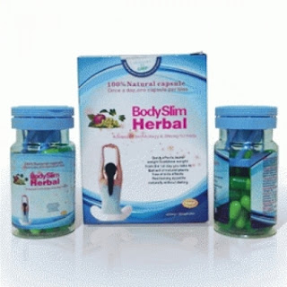 Body Slim Herbal BSH Asli original murah